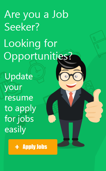 Are you a job Seeker? looking for opportunities? update your resume to apply for jobs easily